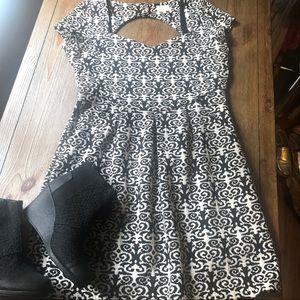 Anthropologie Deletta Dress sz L
